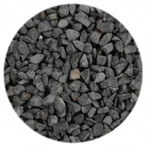 Grys bazaltowy czarny
